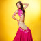Belly dance woman bellydancer girl oriental